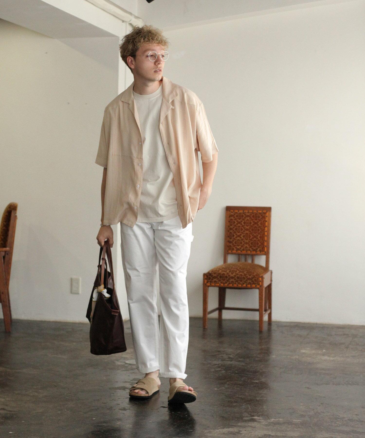 【Nilway】古巴短袖襯衫 6