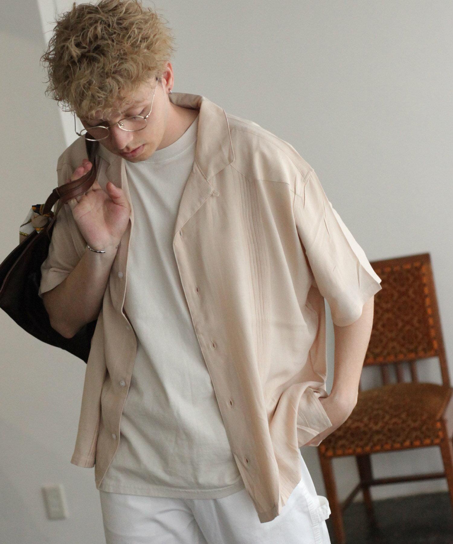 【Nilway】古巴短袖襯衫 1