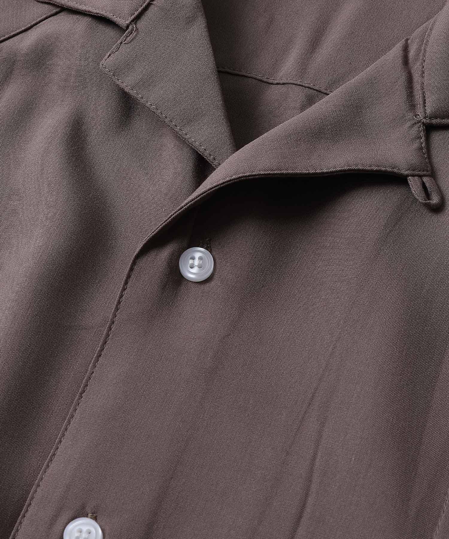【Nilway】古巴短袖襯衫 4