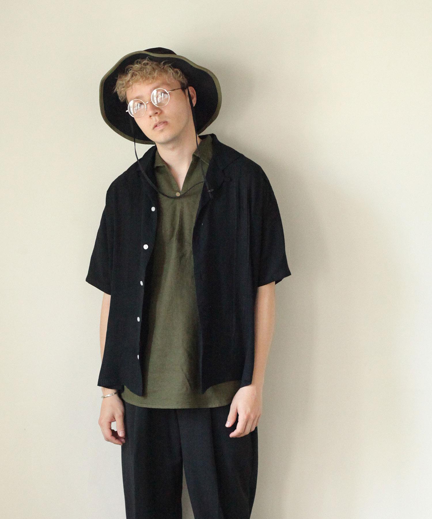 【Nilway】古巴短袖襯衫 7