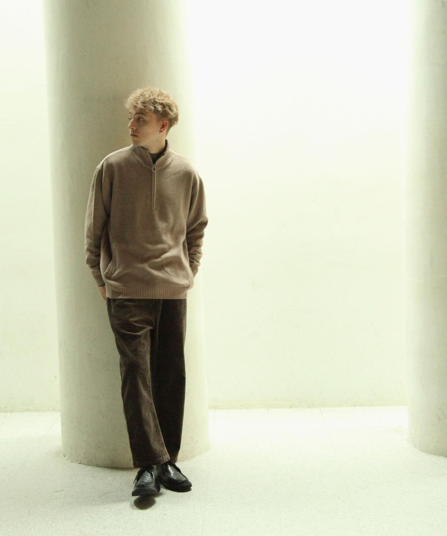 【Nilway】半拉鍊針織衫 6