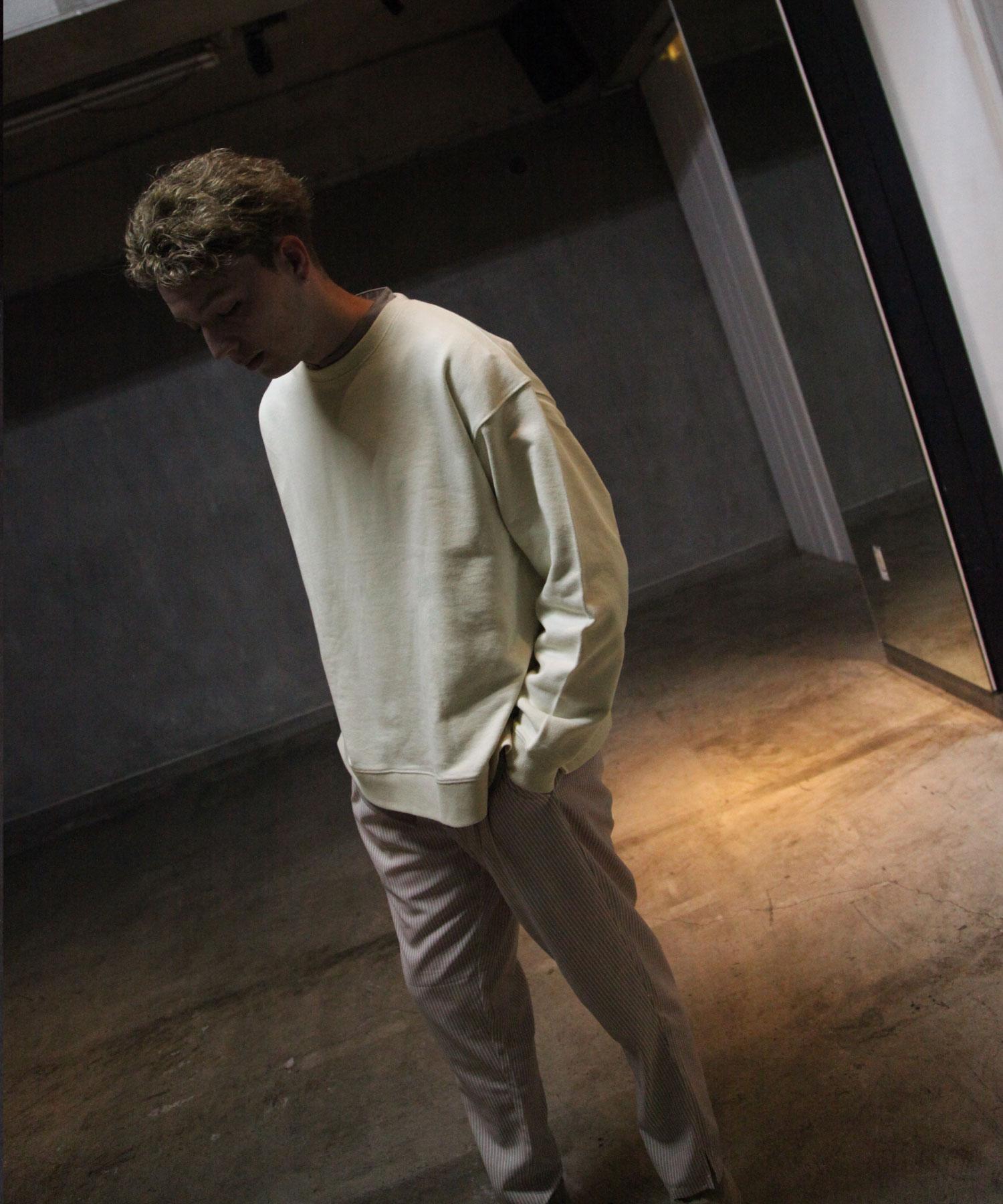 【Nilway】運動衫 純棉 衣襬開岔 6