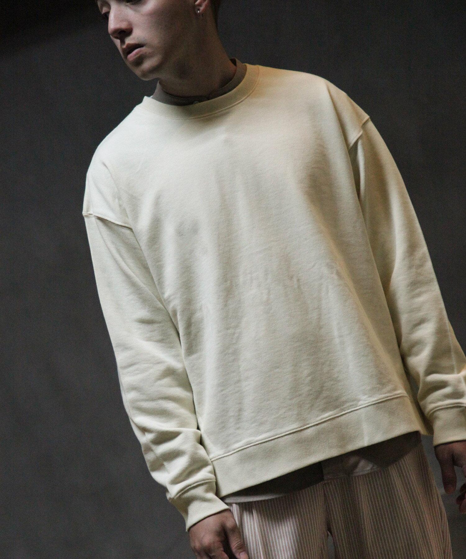 【Nilway】運動衫 純棉 衣襬開岔 1