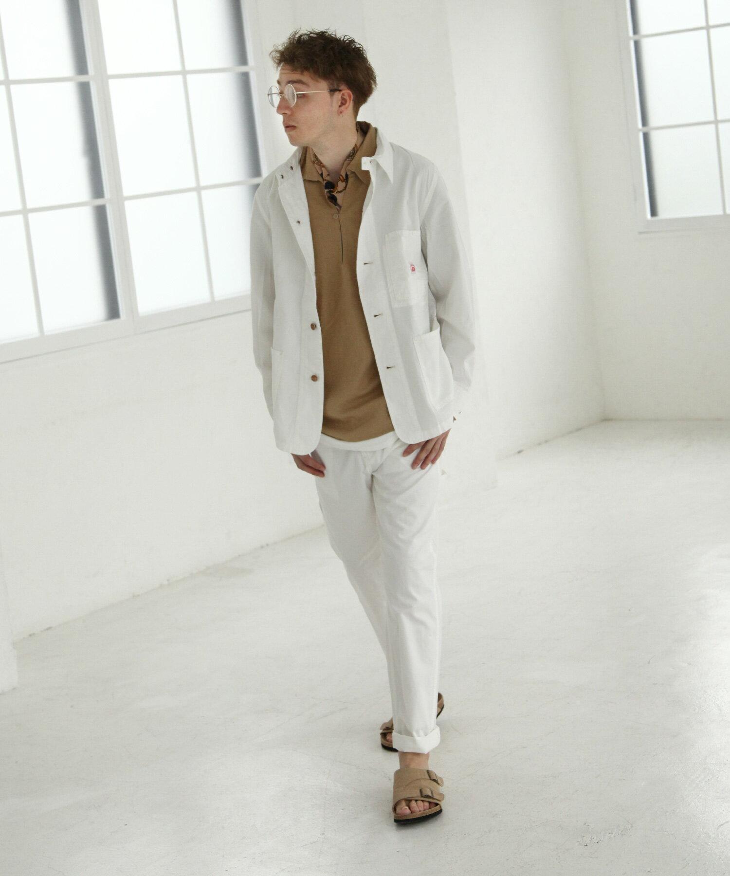 【Nilway】短袖棉麻套頭衫 5