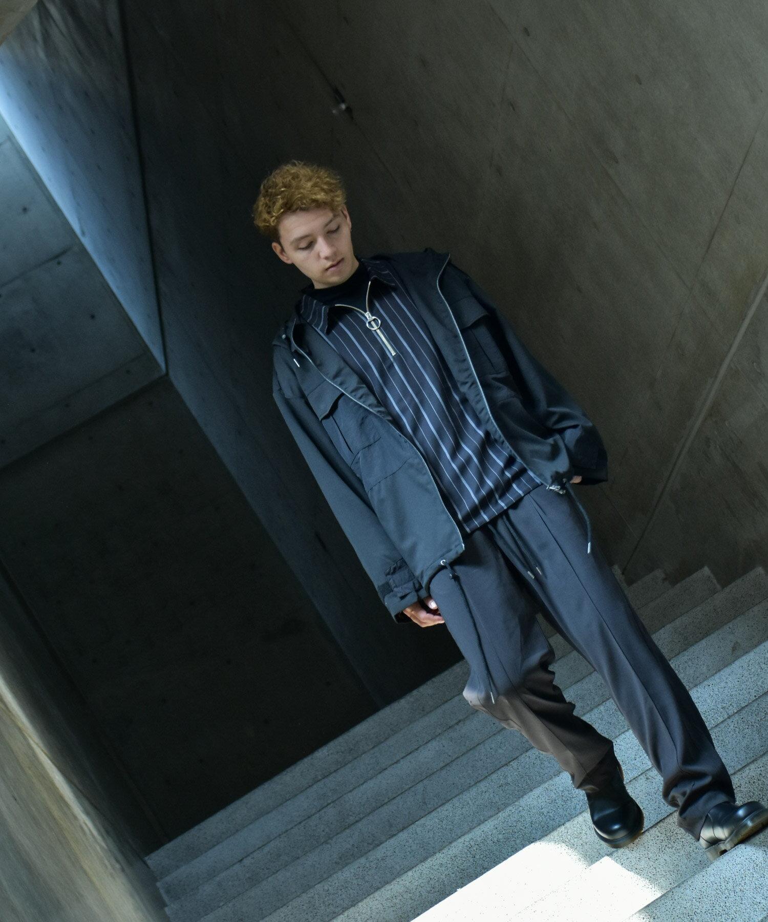【Nilway】異素材拼接登山夾克 5