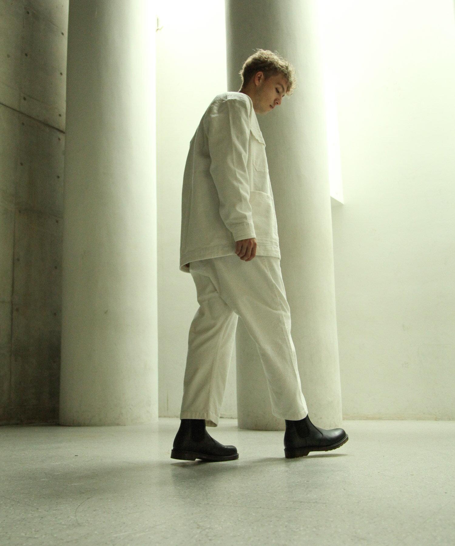 【Nilway】燈芯絨氣球褲 錐形褲 7