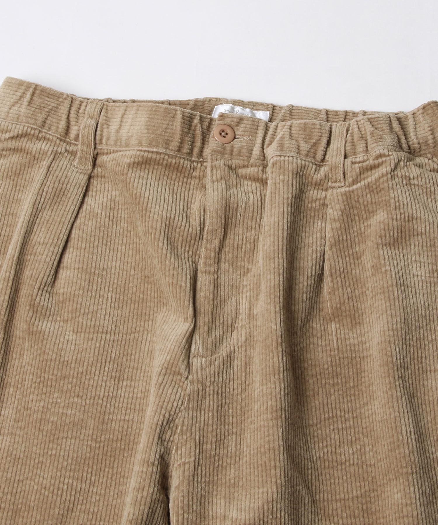 【Nilway】燈芯絨氣球褲 錐形褲 4