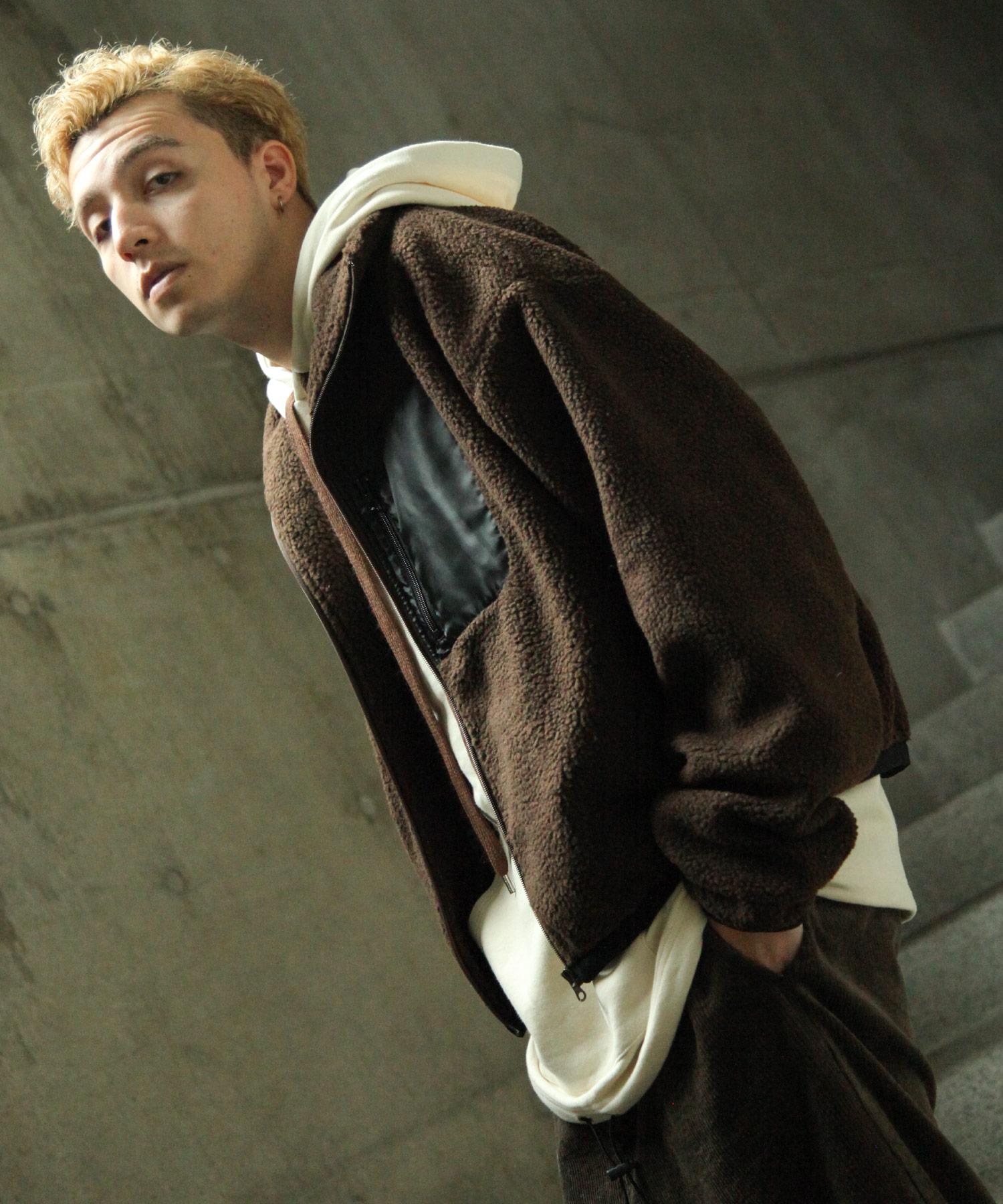 【Nilway】羔羊毛夾克 泰迪熊 6
