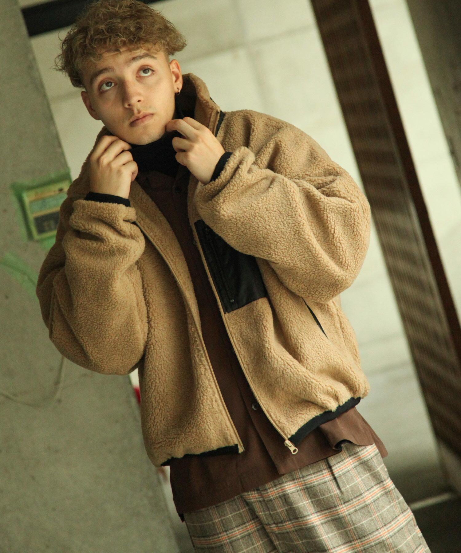 【Nilway】羔羊毛夾克 泰迪熊 8