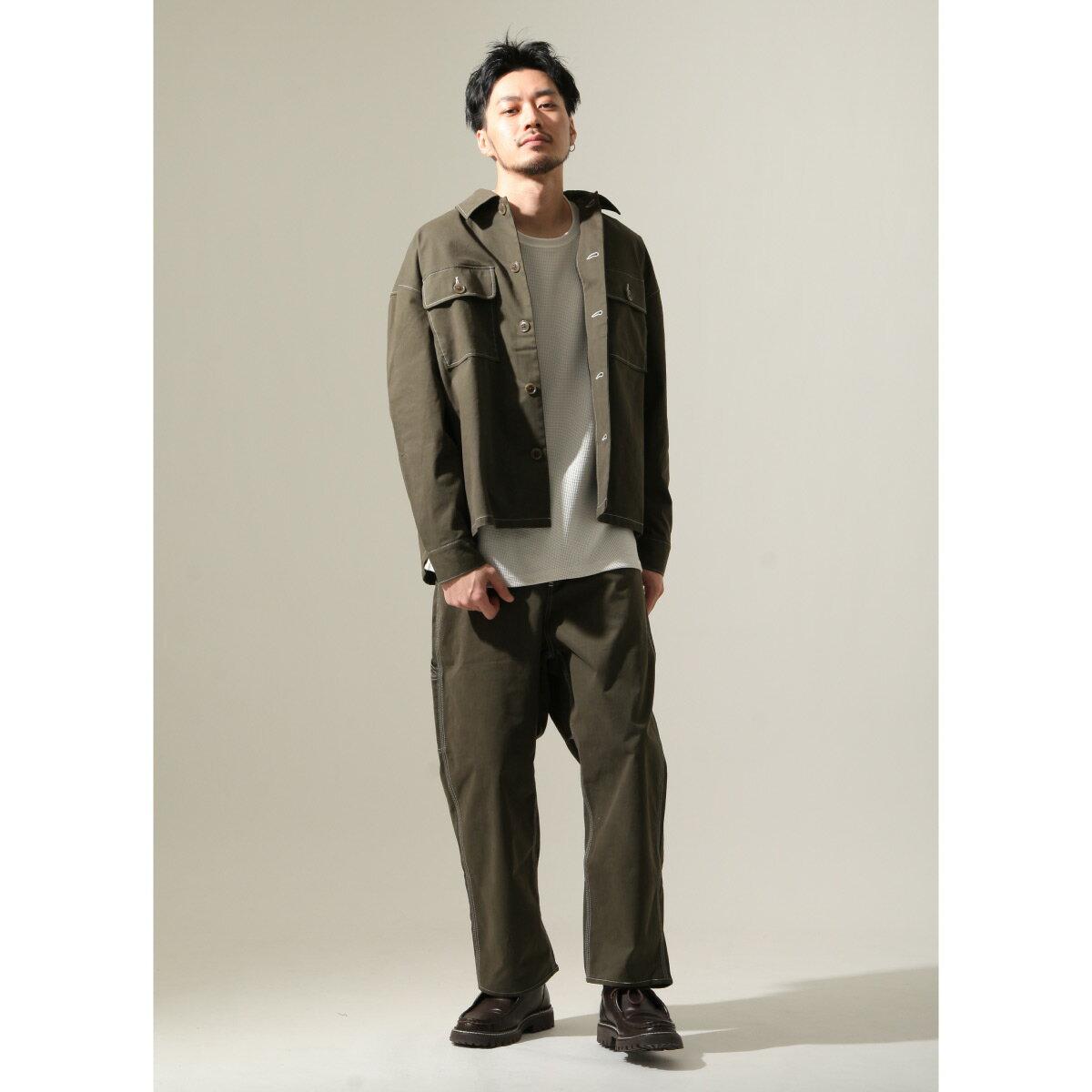 【New】ZIP CPO襯衫外套 Oversize 6