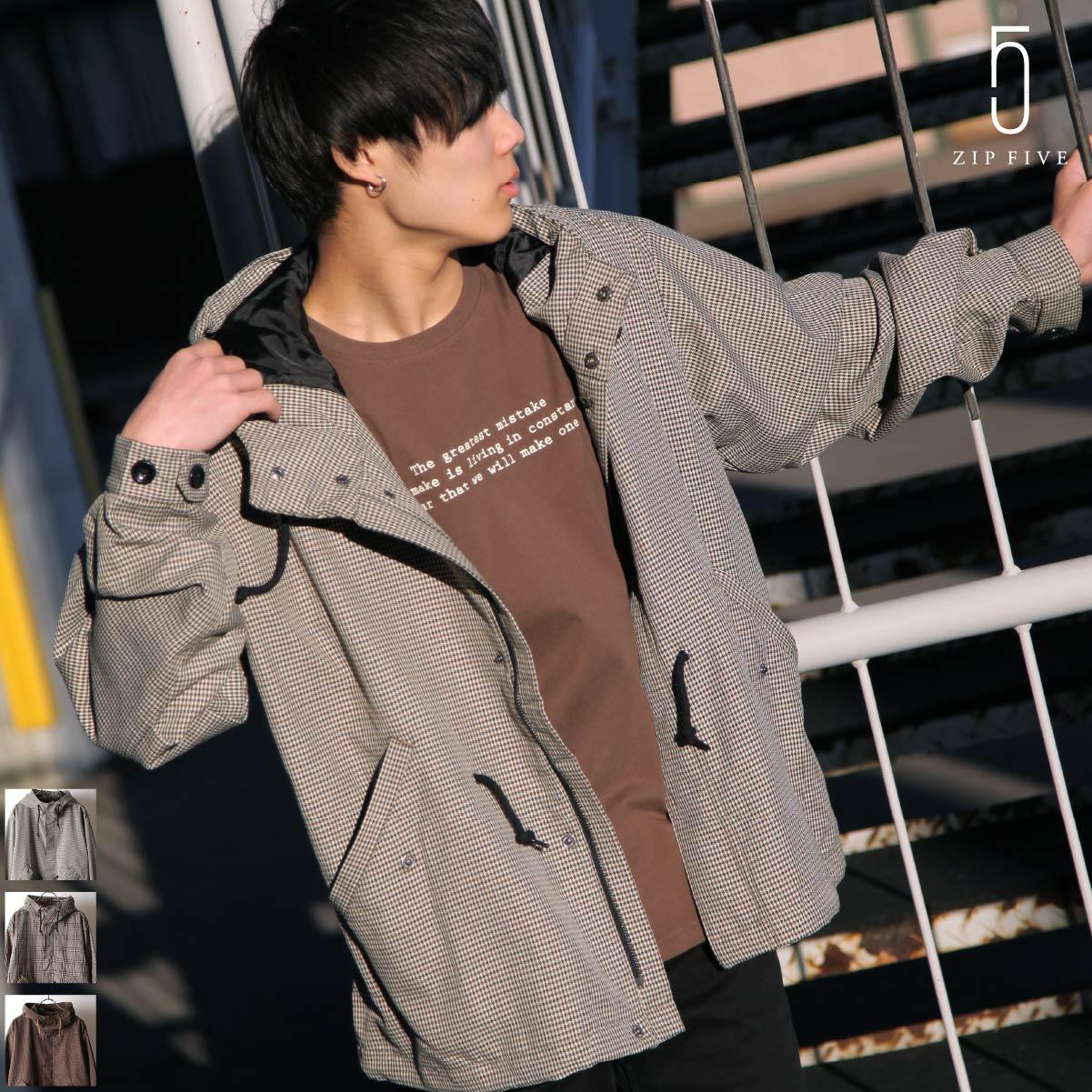 【New】ZIP 摩斯MODS大衣 短版 0