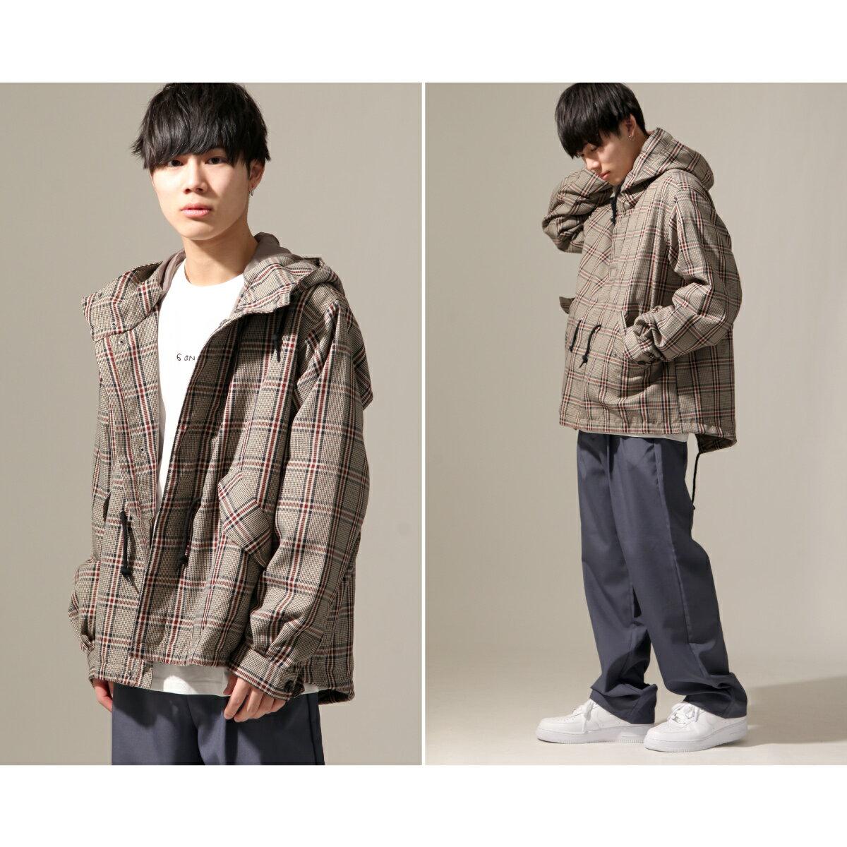 【New】ZIP 摩斯MODS大衣 短版 2