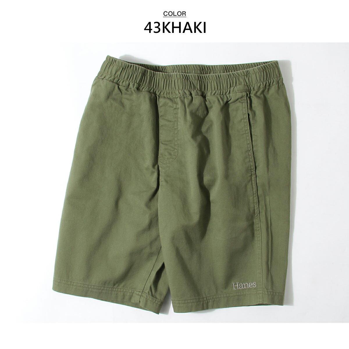 【APP領券再九折】【HANES】直筒鬆緊短褲 對應大尺碼 3