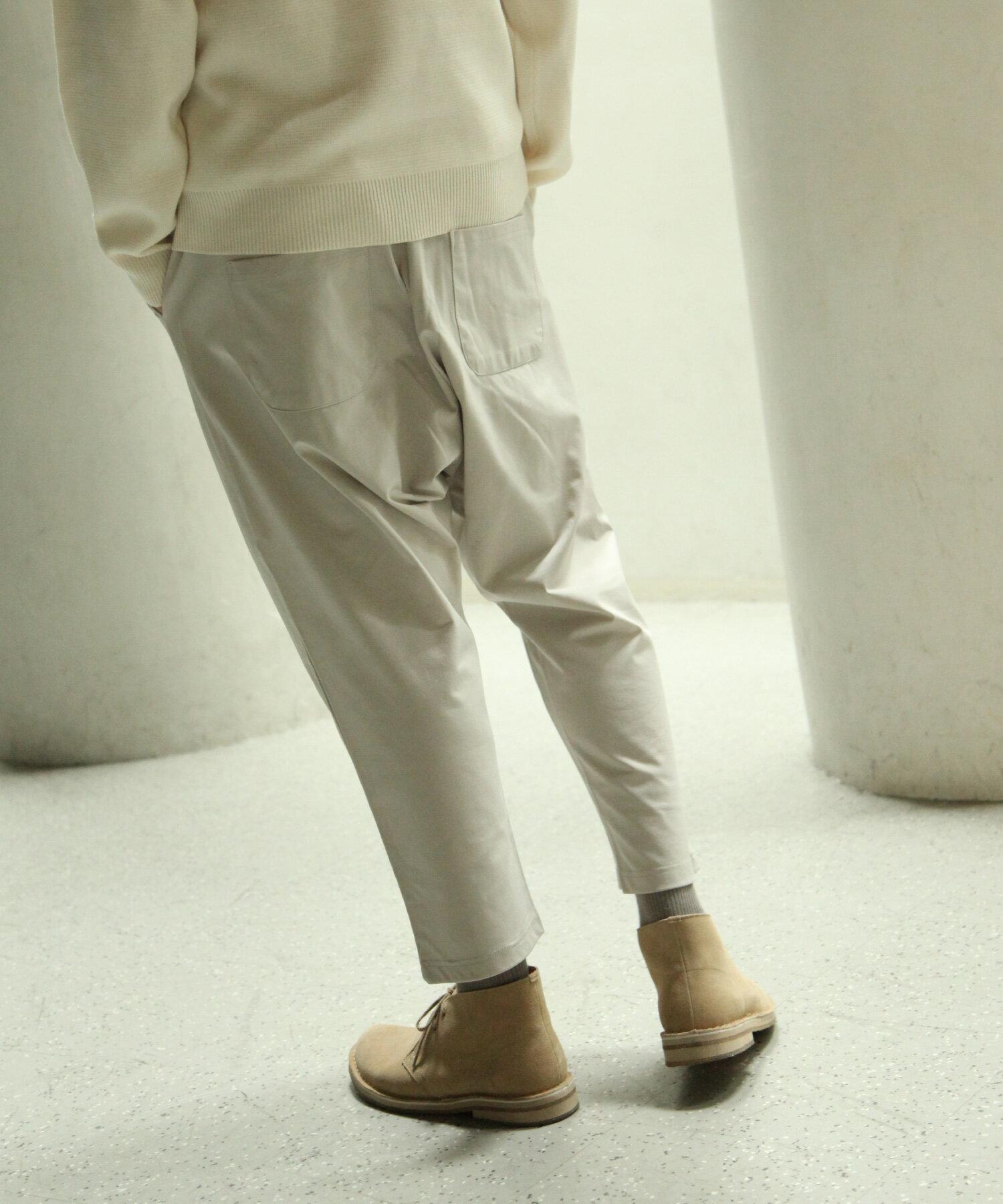【Nilway】強捻紗飛鼠褲 2