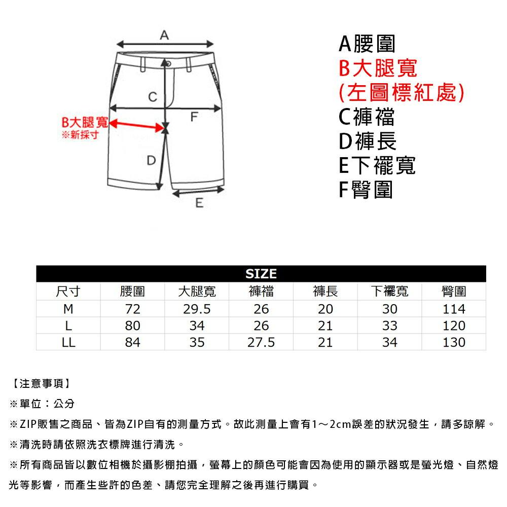 【New】GERRY 登山機能短褲 8