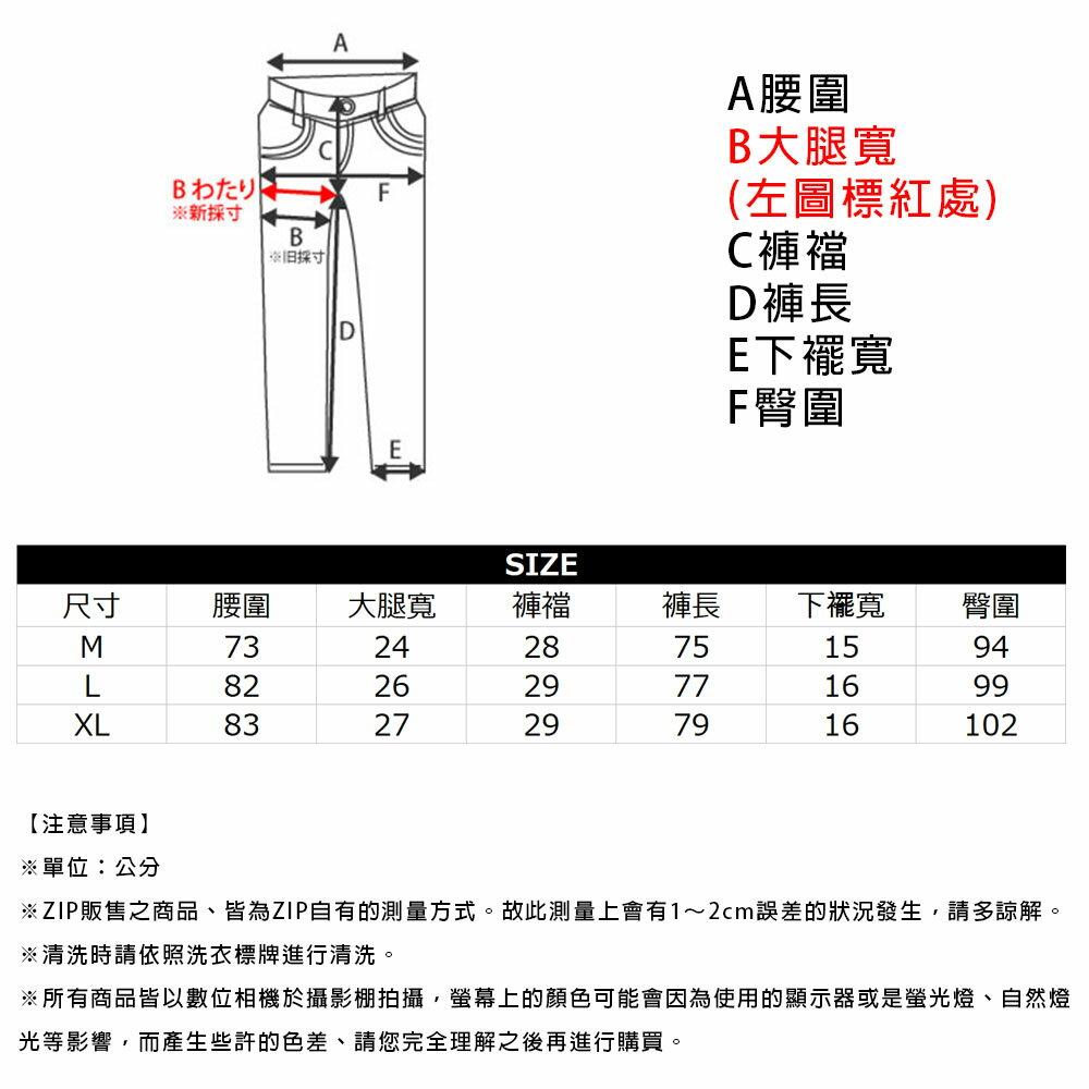 【New】ZIP 錐形窄管褲 工裝窄管 7