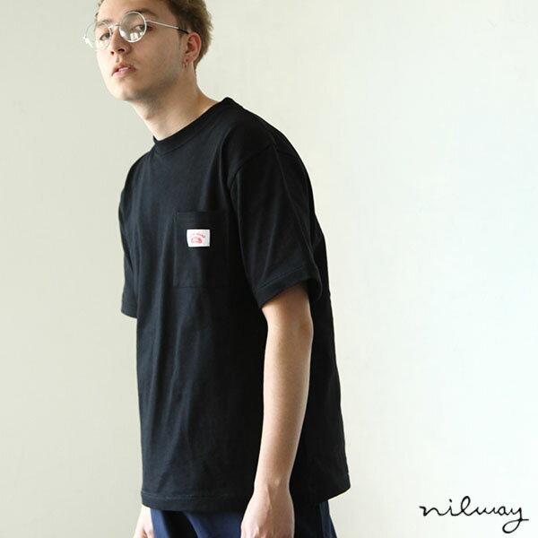 【Nilway x ROUND HOUSE】寬版TEE 高磅數 0
