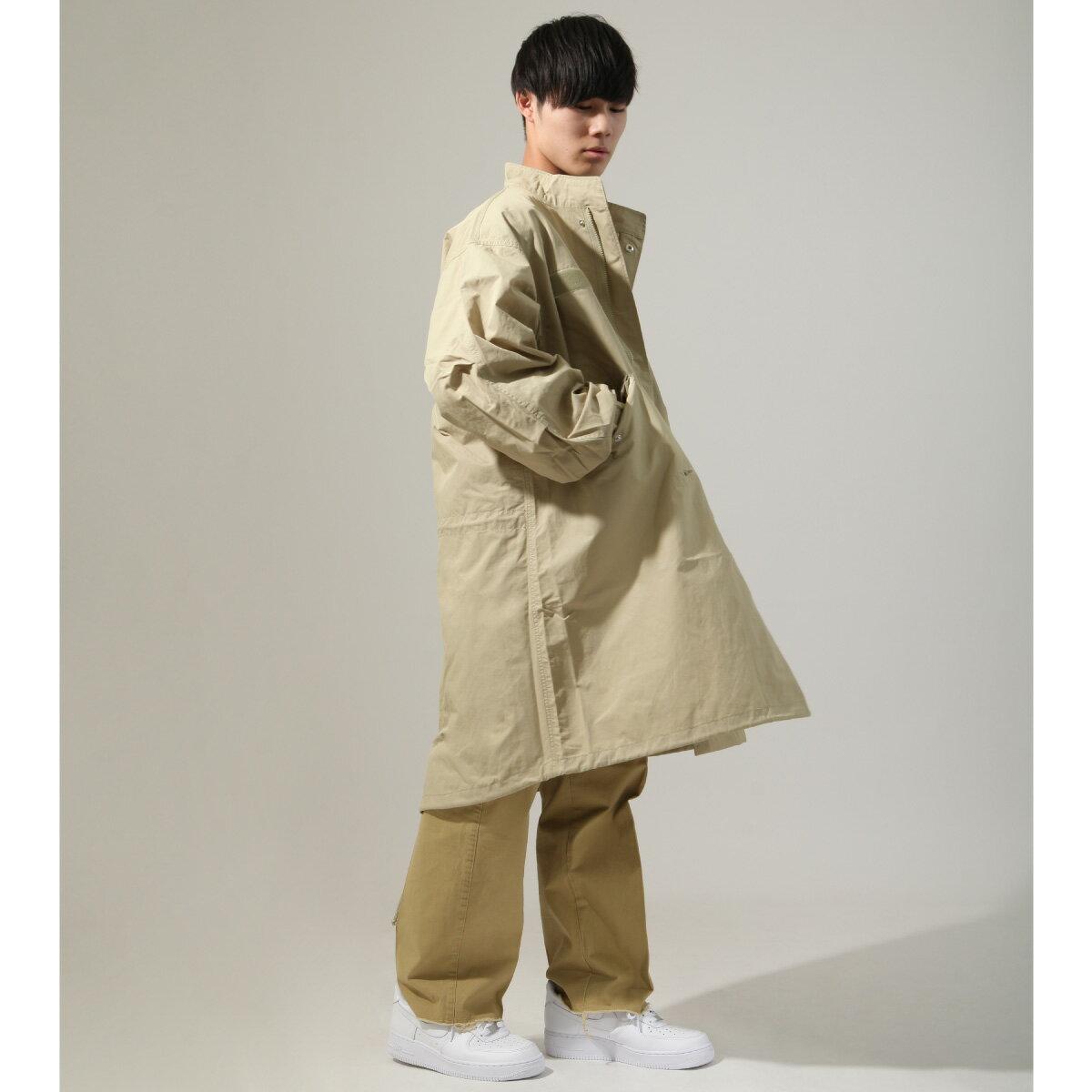 【New】ZIP 摩斯MODS大衣 長板 2