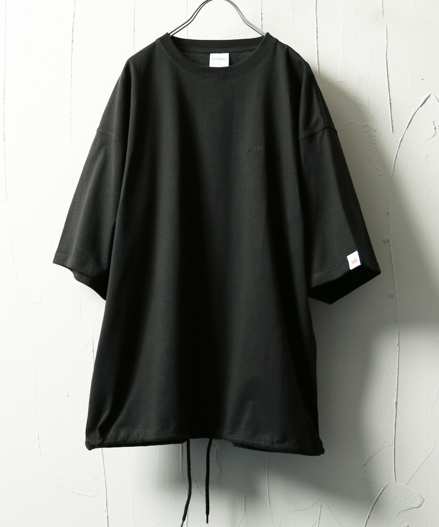 【Nilway】寬版五分袖TEE 100%美國棉 8