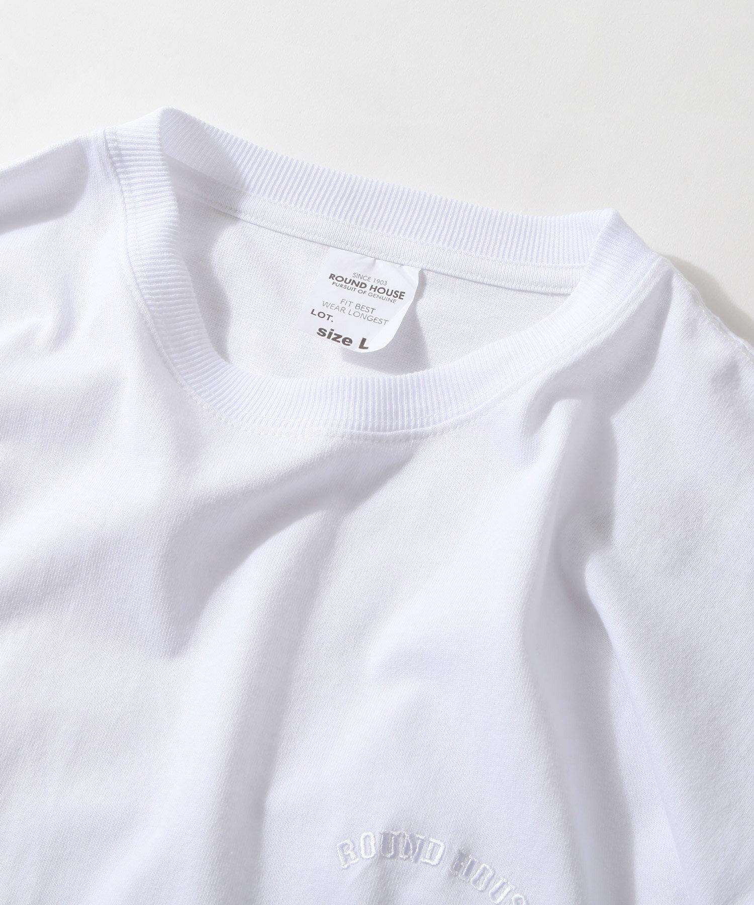 【Nilway】寬版五分袖TEE 100%美國棉 4