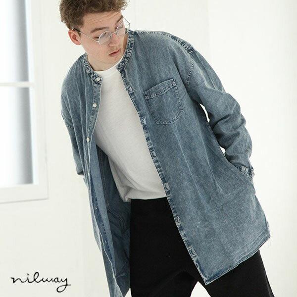 【Nilway】丹寧夾克外套 0