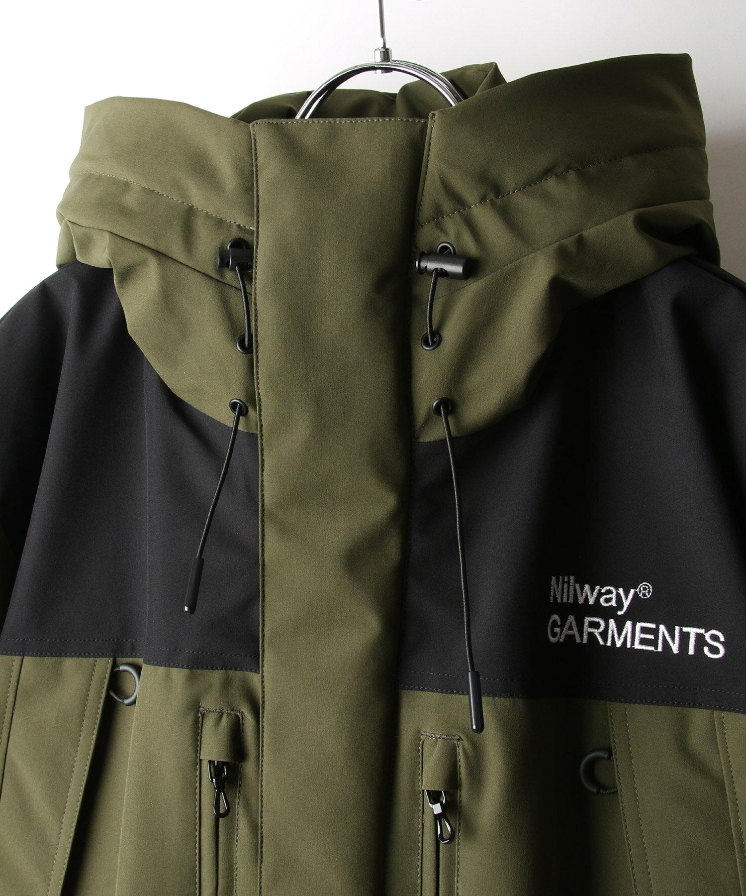 【Nilway】登山羽絨夾克 4