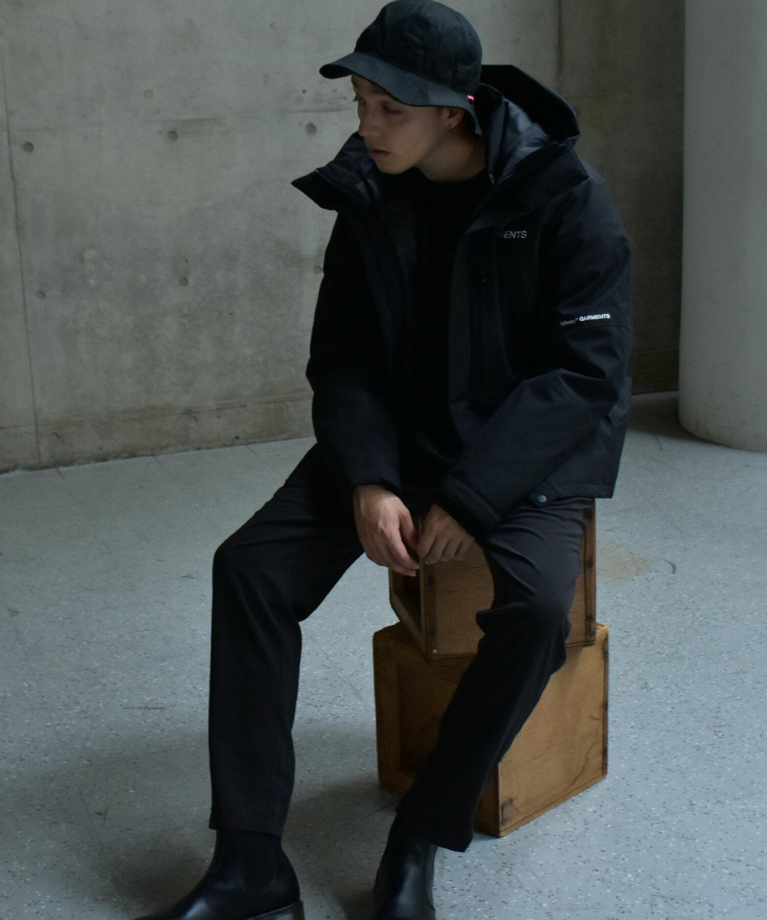 【Nilway】登山羽絨夾克 7