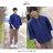 【ZIP】半拉鍊套頭衫 短袖 ZIP FIVE 襯衫 短袖 春裝 4
