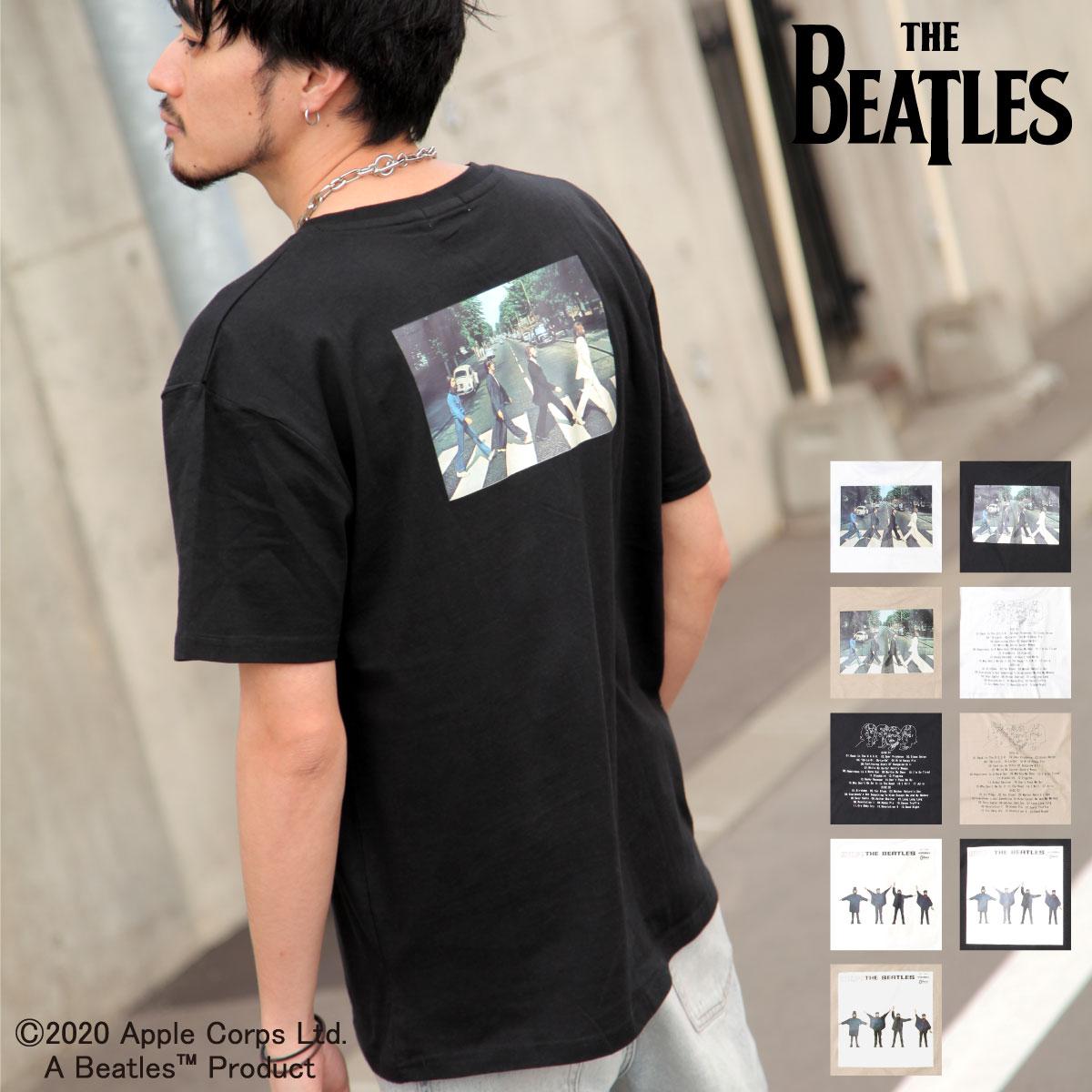 【New】披頭四印刷短袖T恤  Abbey Road 艾比路 披頭四 0