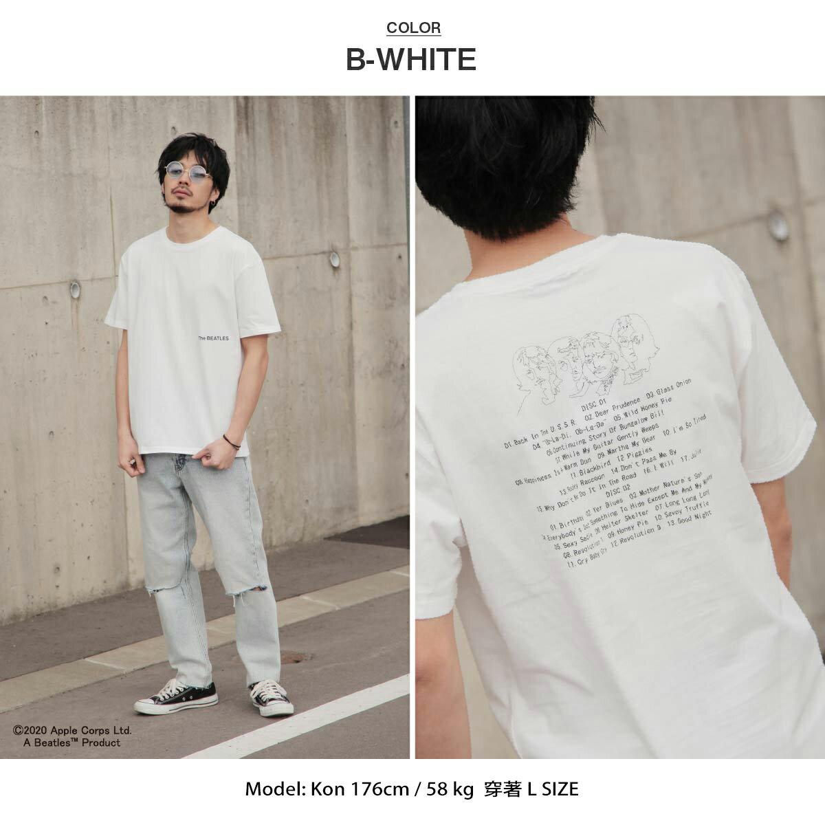 【New】披頭四印刷短袖T恤  Abbey Road 艾比路 披頭四 6