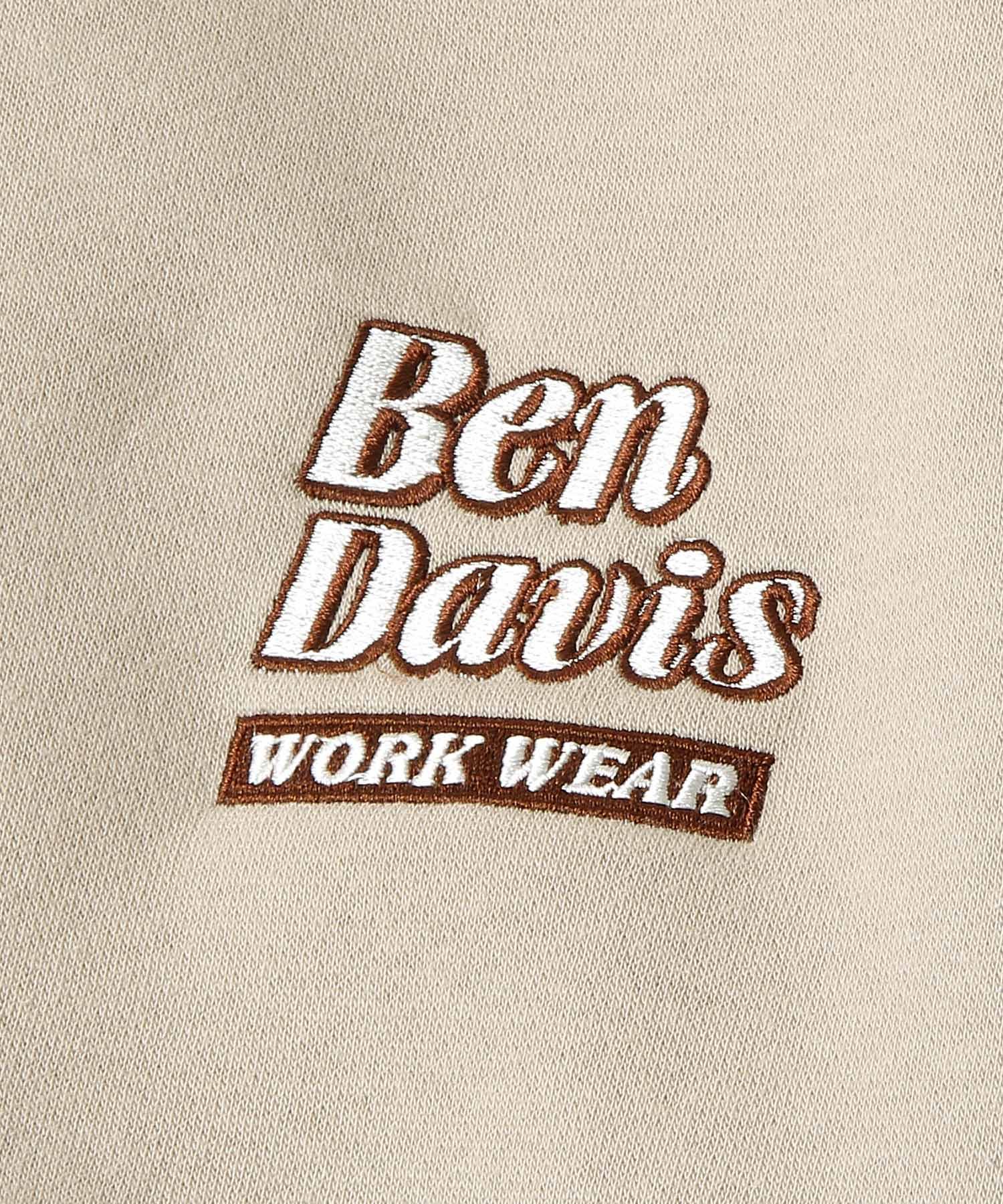 【BEN DAVIS】工藝品圓領運動衫 5