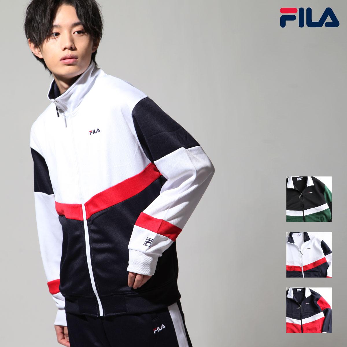 【FILA】立領運動夾克 0