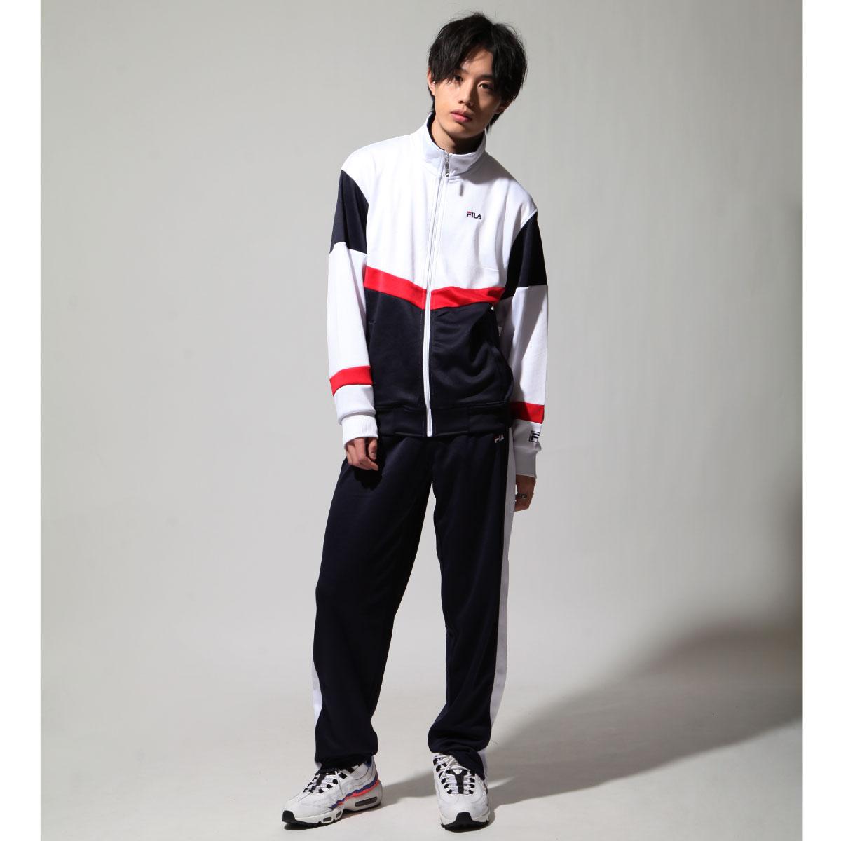 【FILA】立領運動夾克 3