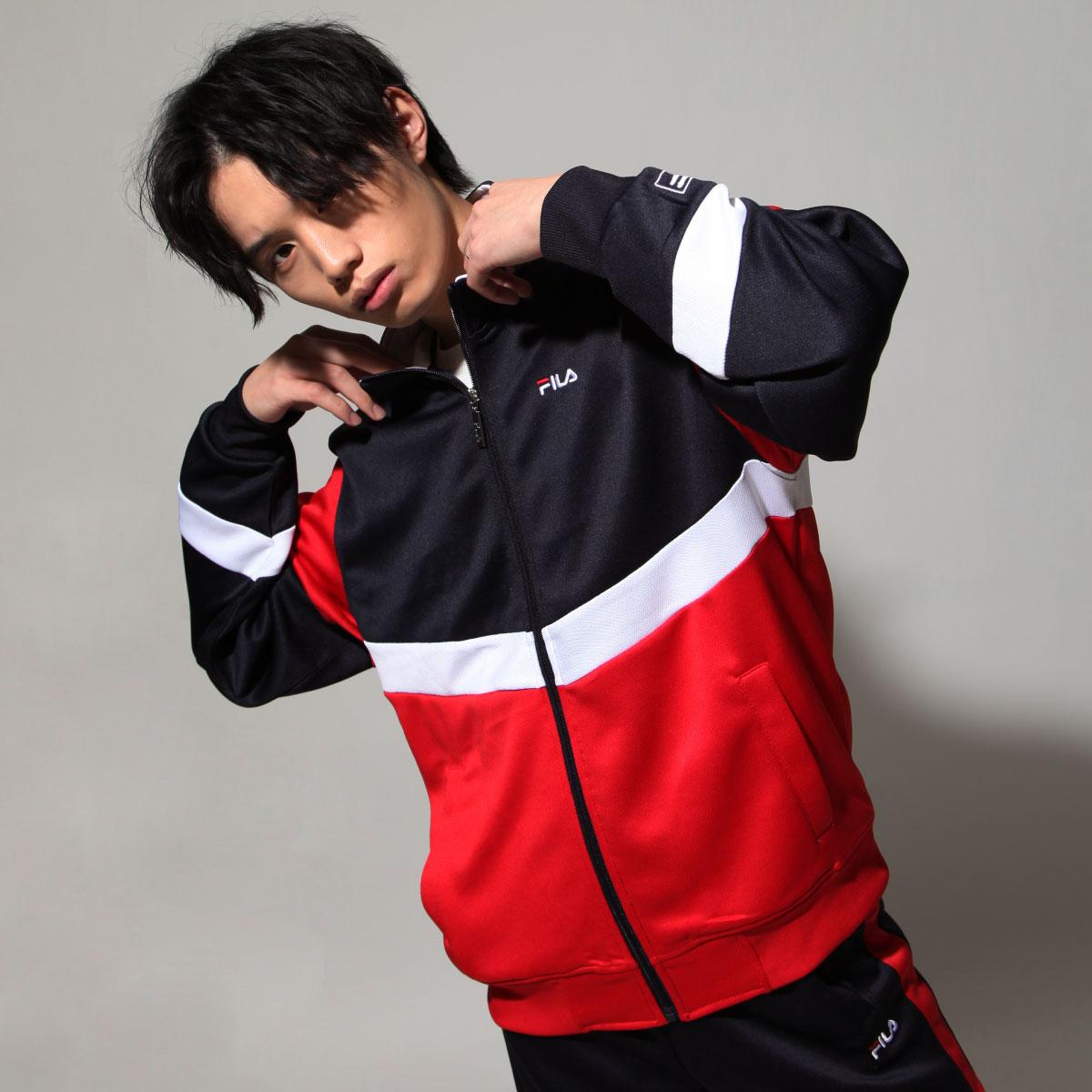 【FILA】立領運動夾克 4