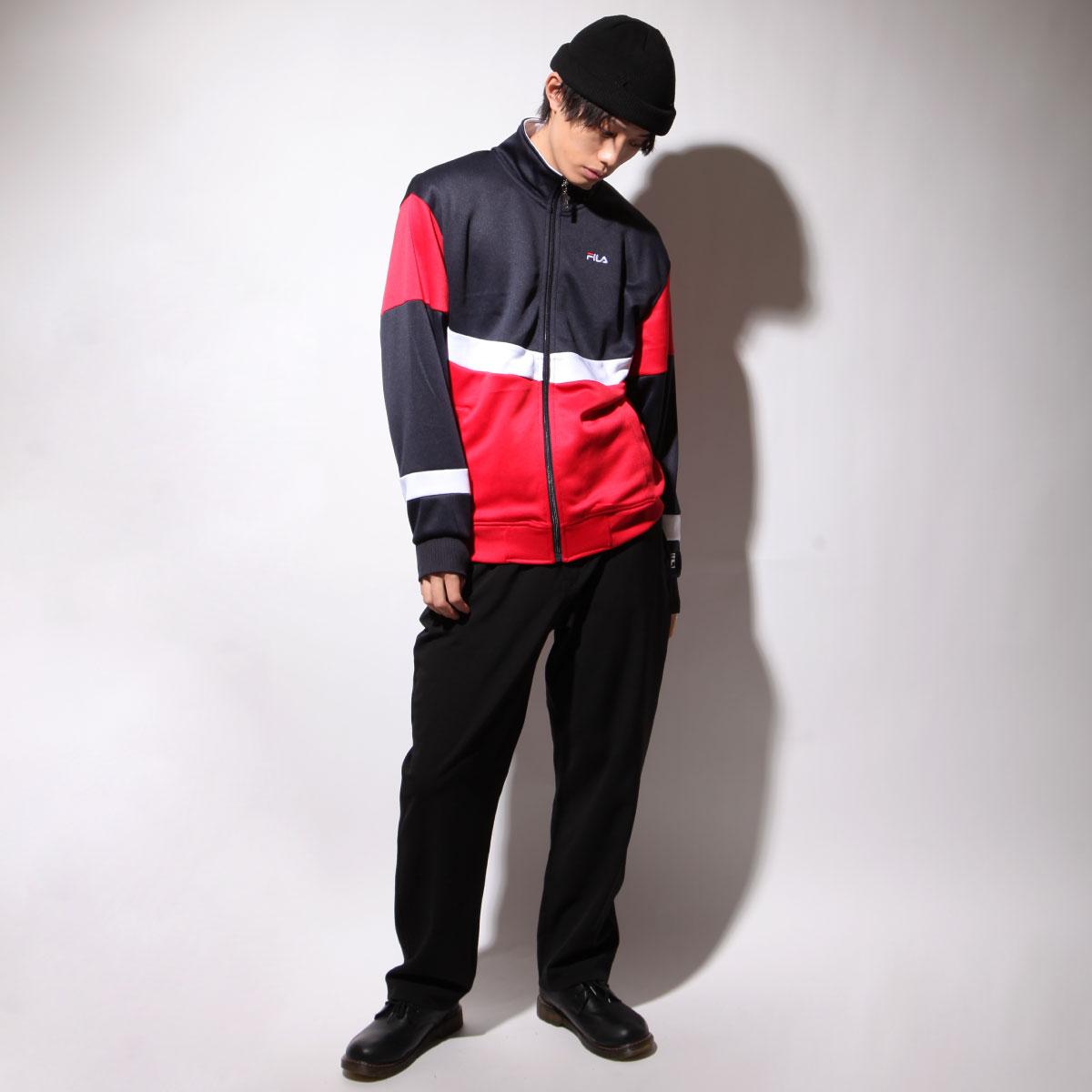 【FILA】立領運動夾克 6