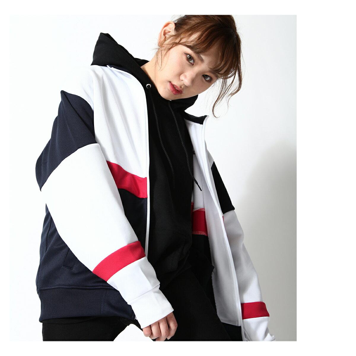 【FILA】立領運動夾克 2