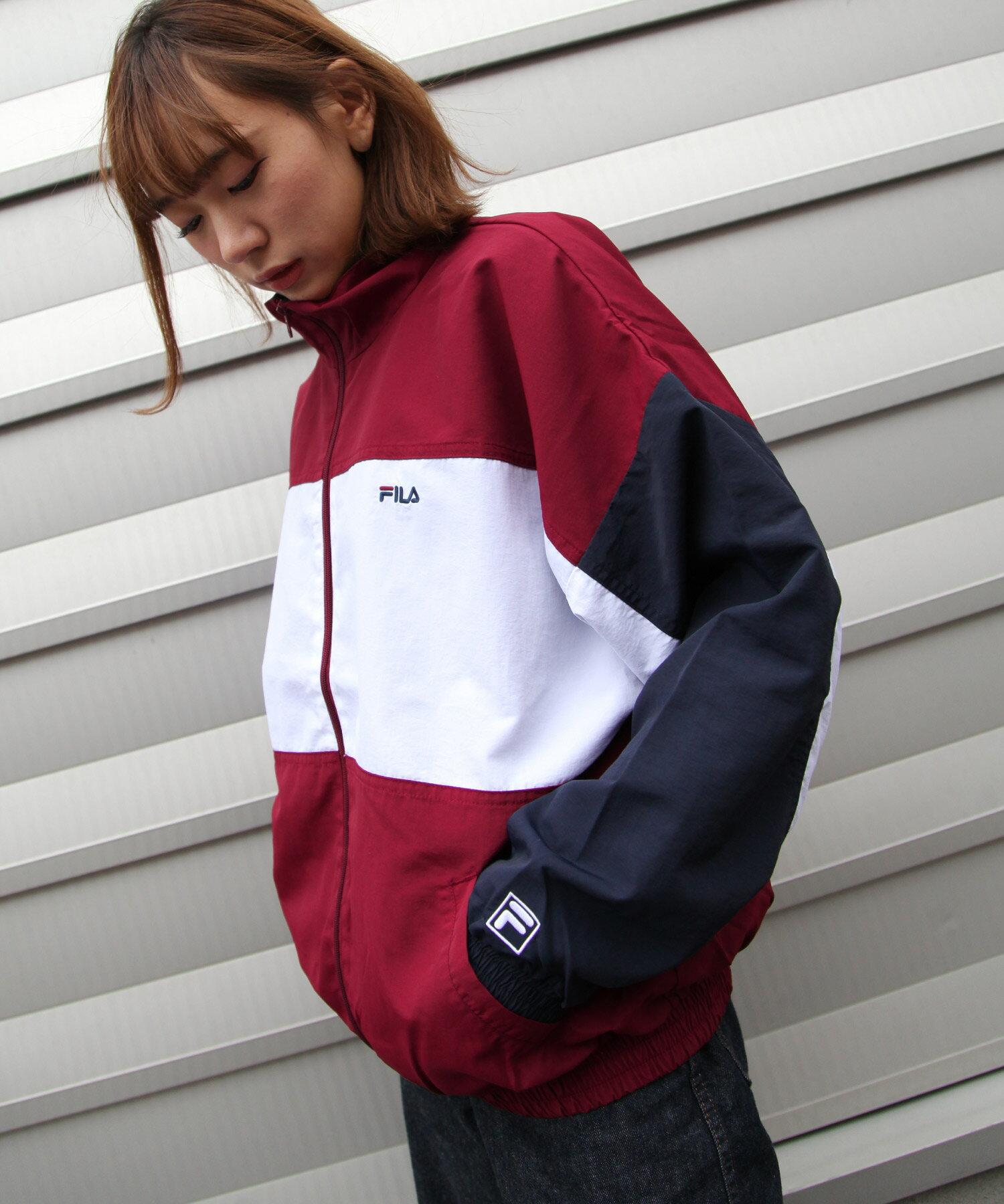 【FILA】LOGO刺繡登山外套 2