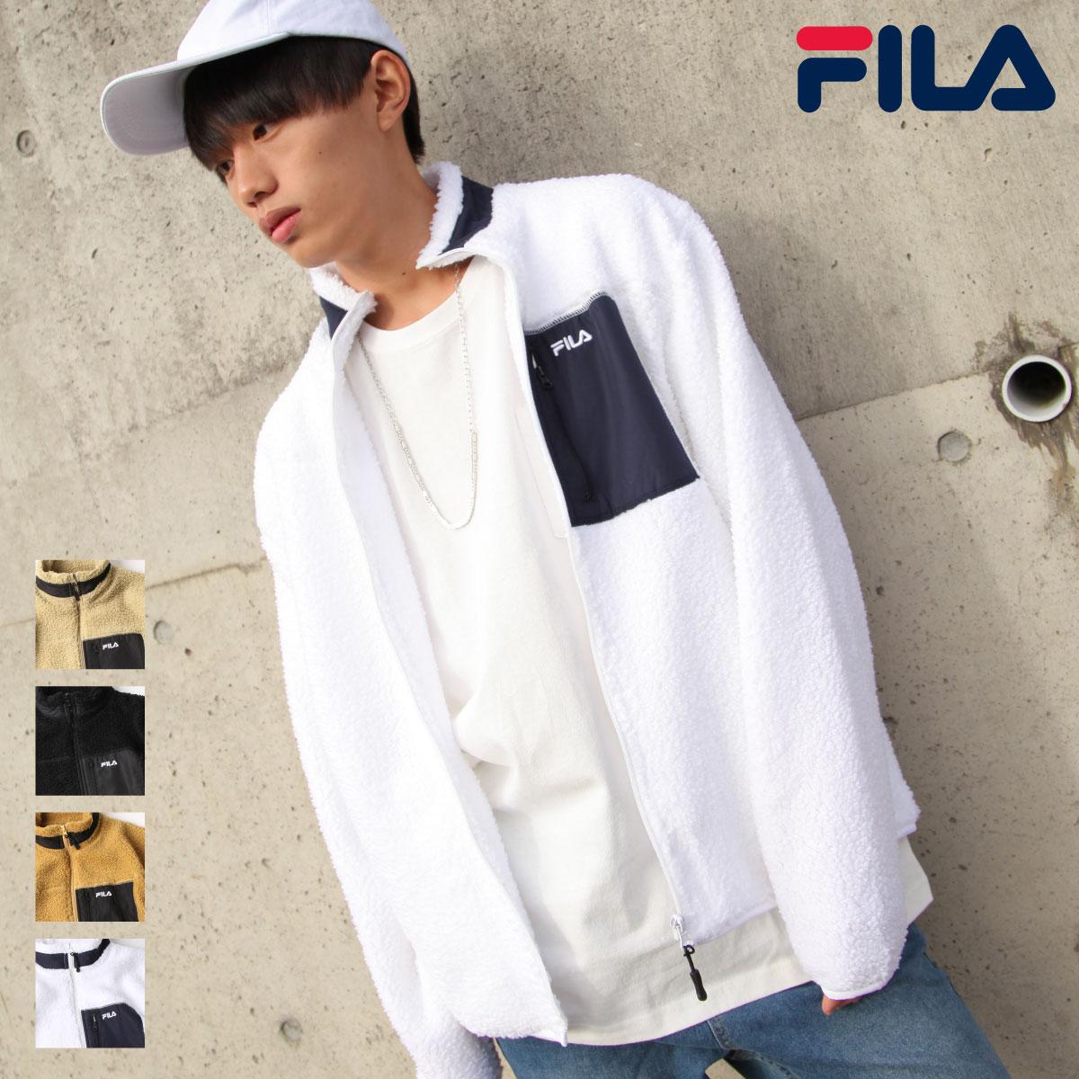 【FILA】BOA絨毛夾克 0