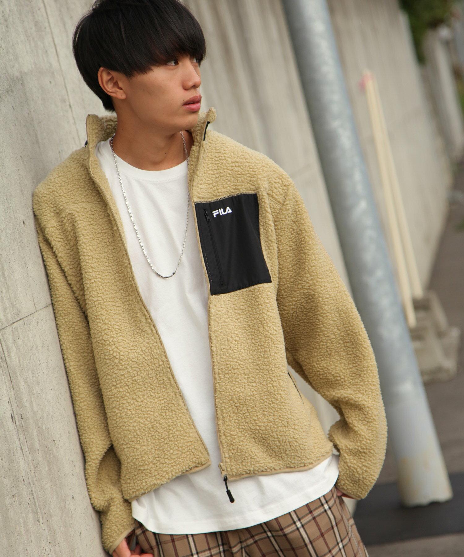 【FILA】BOA絨毛夾克 3