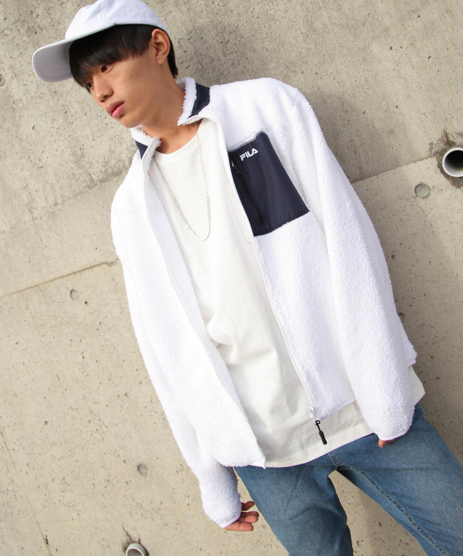 【FILA】BOA絨毛夾克 2