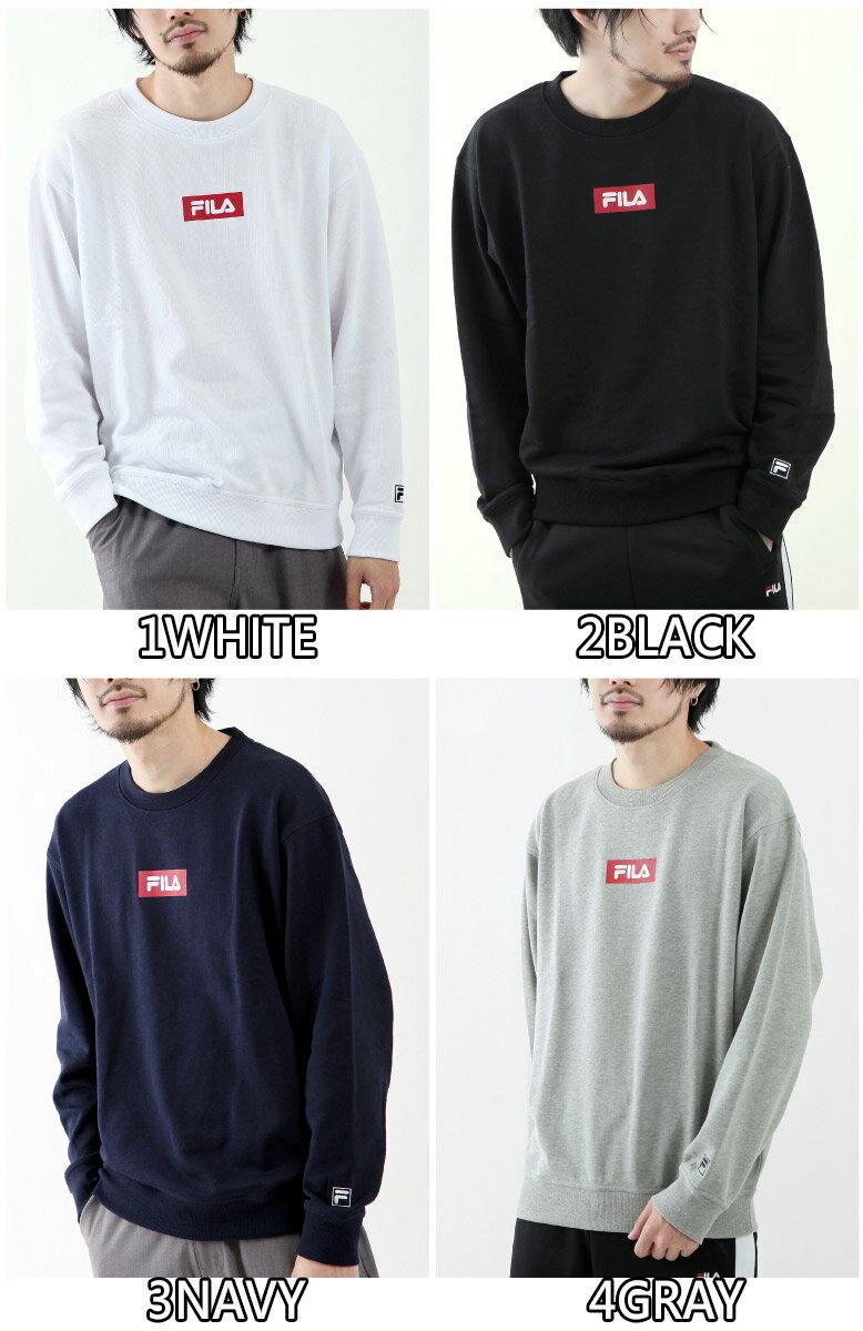 【FILA】方格LOGO運動衫 7