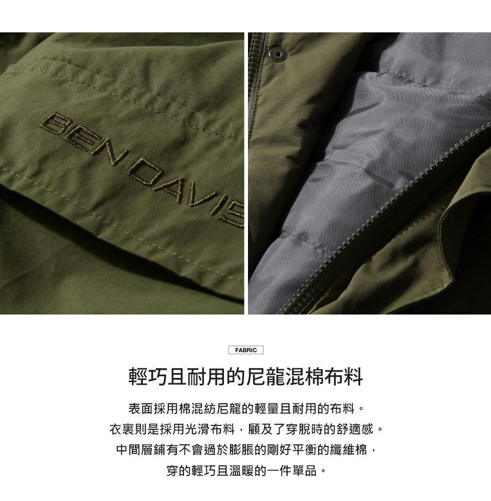 【BEN DAVIS】工裝登山外套 2