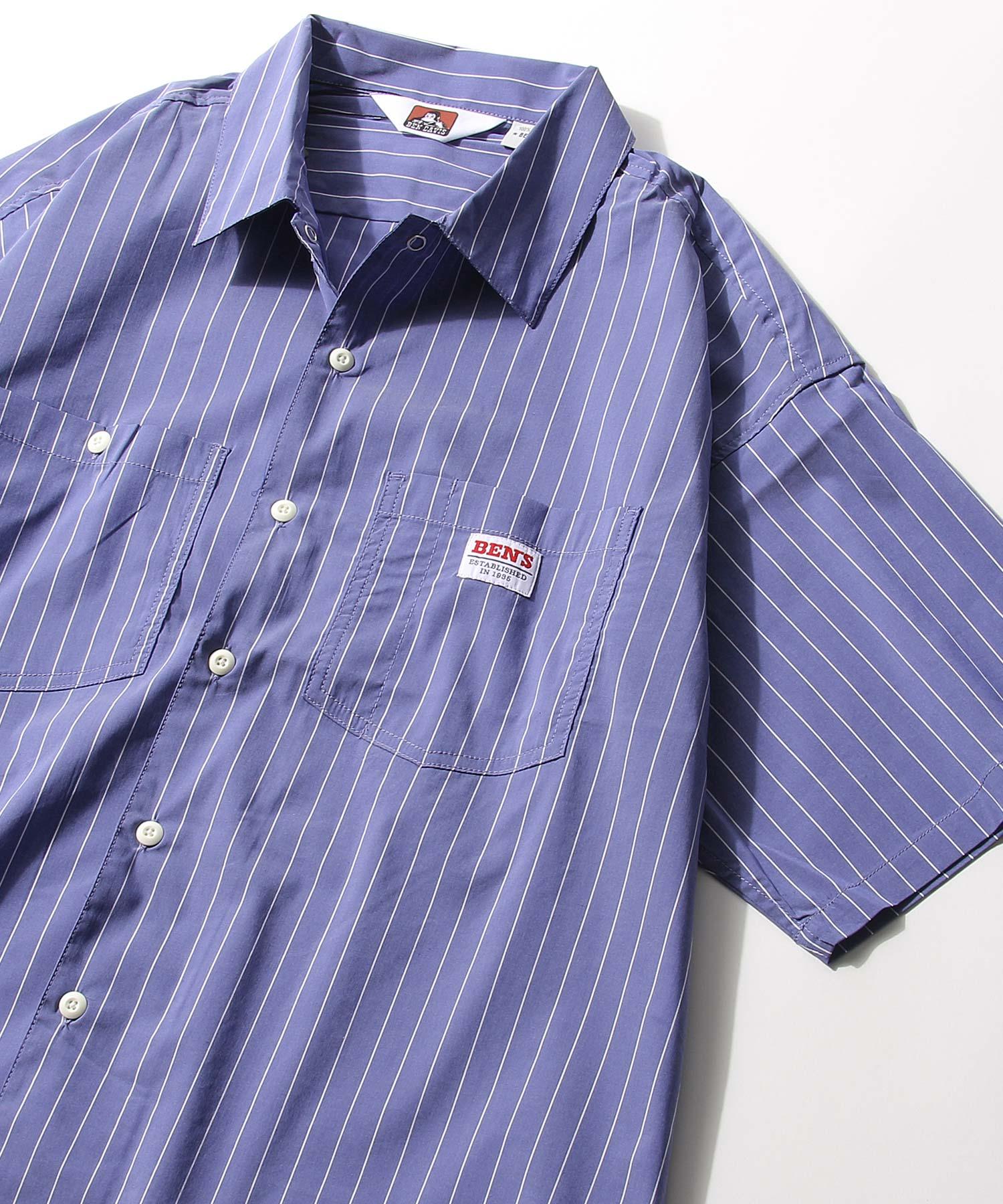 【BEN DAVIS】寬版工裝襯衫 2