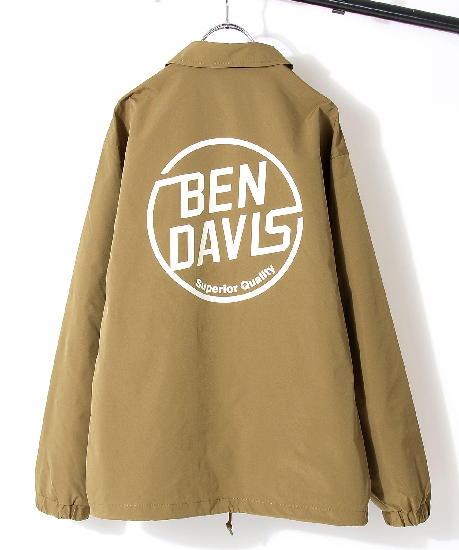 【BEN DAVIS】工裝教練外套 2