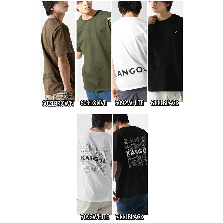 【APP領券再九折】KANGOL 純棉T恤 聯名款 (L-XL) 4