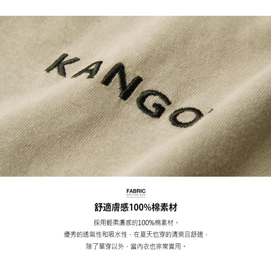 【APP領券再九折】KANGOL 純棉T恤 聯名款 (L-XL) 6