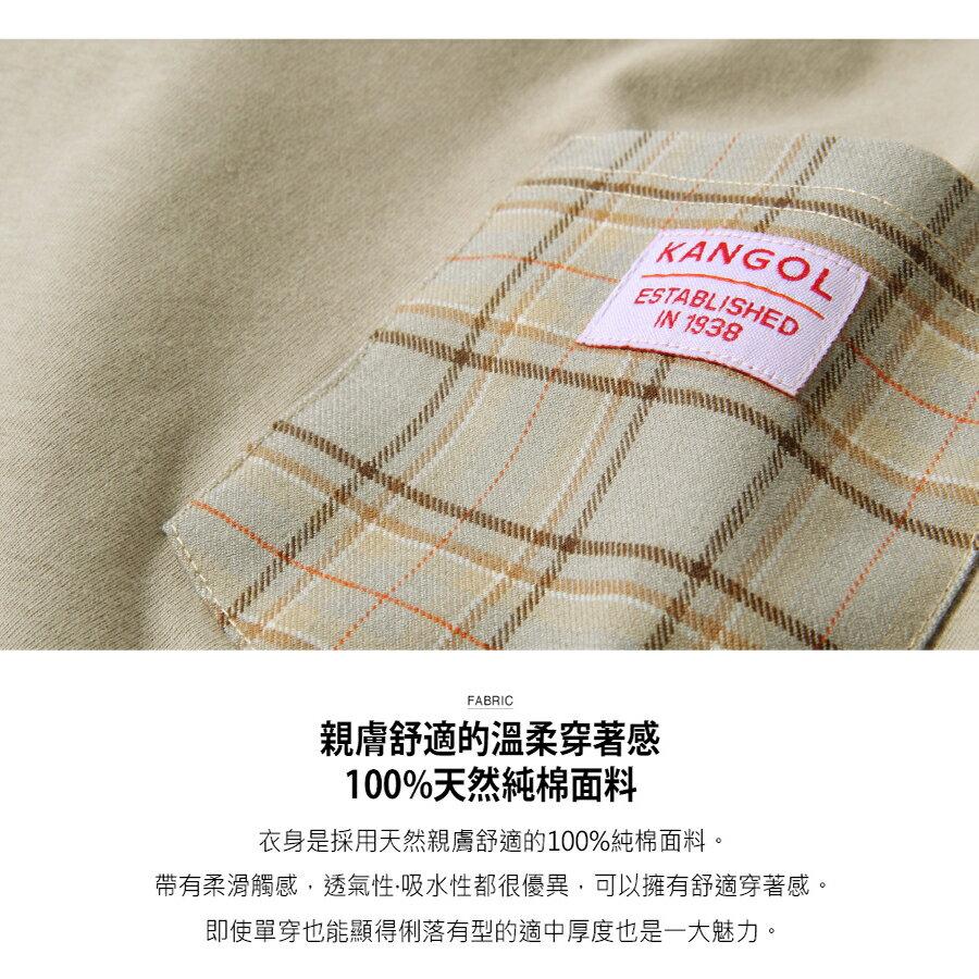 【New】KANGOL  長袖T恤 4