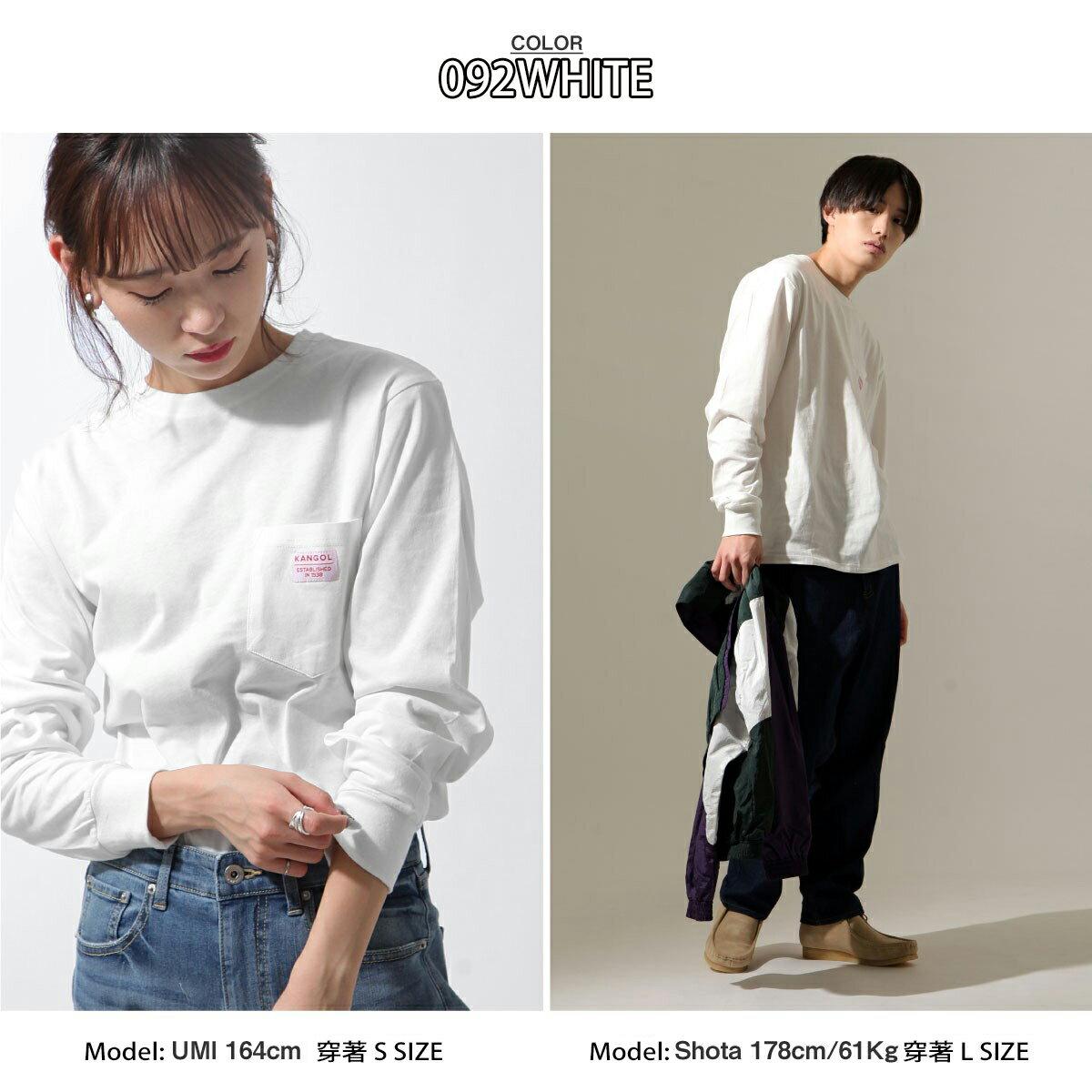 【New】KANGOL  長袖T恤 7