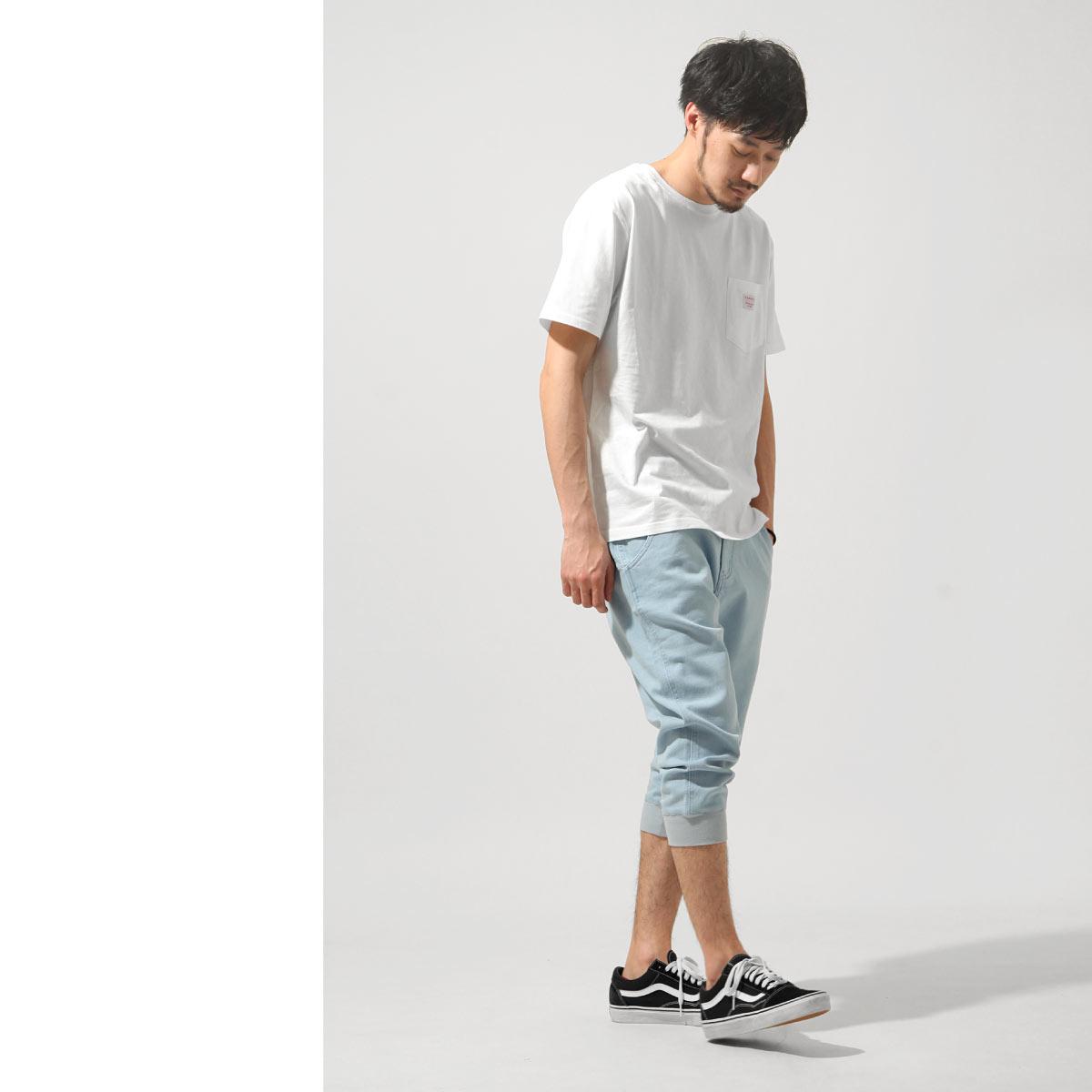 【New】KANGOL 七分縮口褲 2