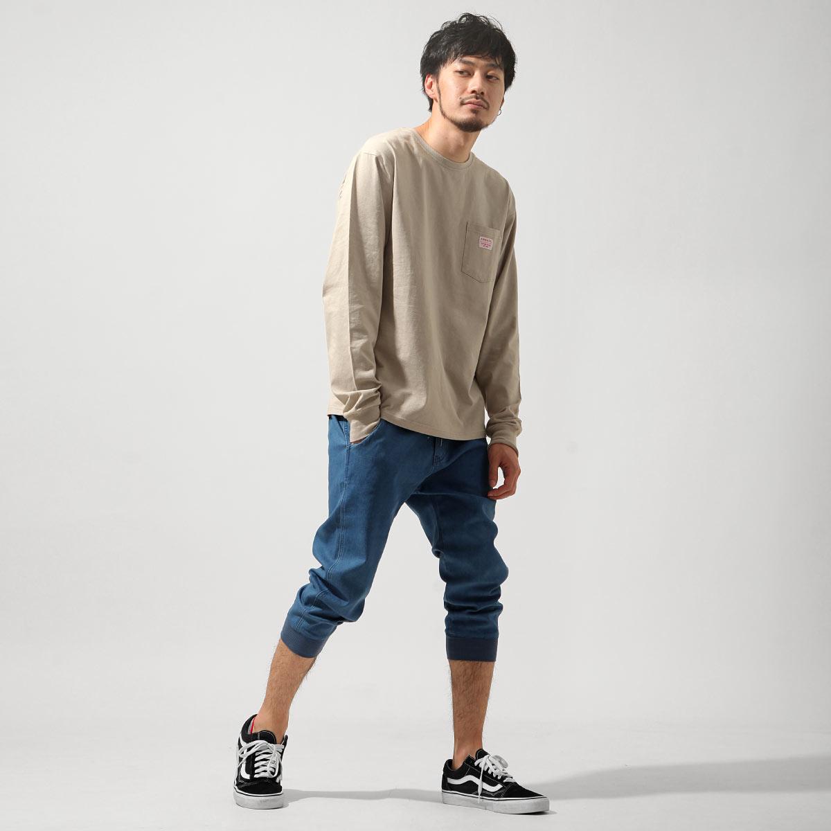 【New】KANGOL 七分縮口褲 3